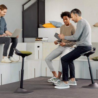aeris muvman industry chaise de bureau