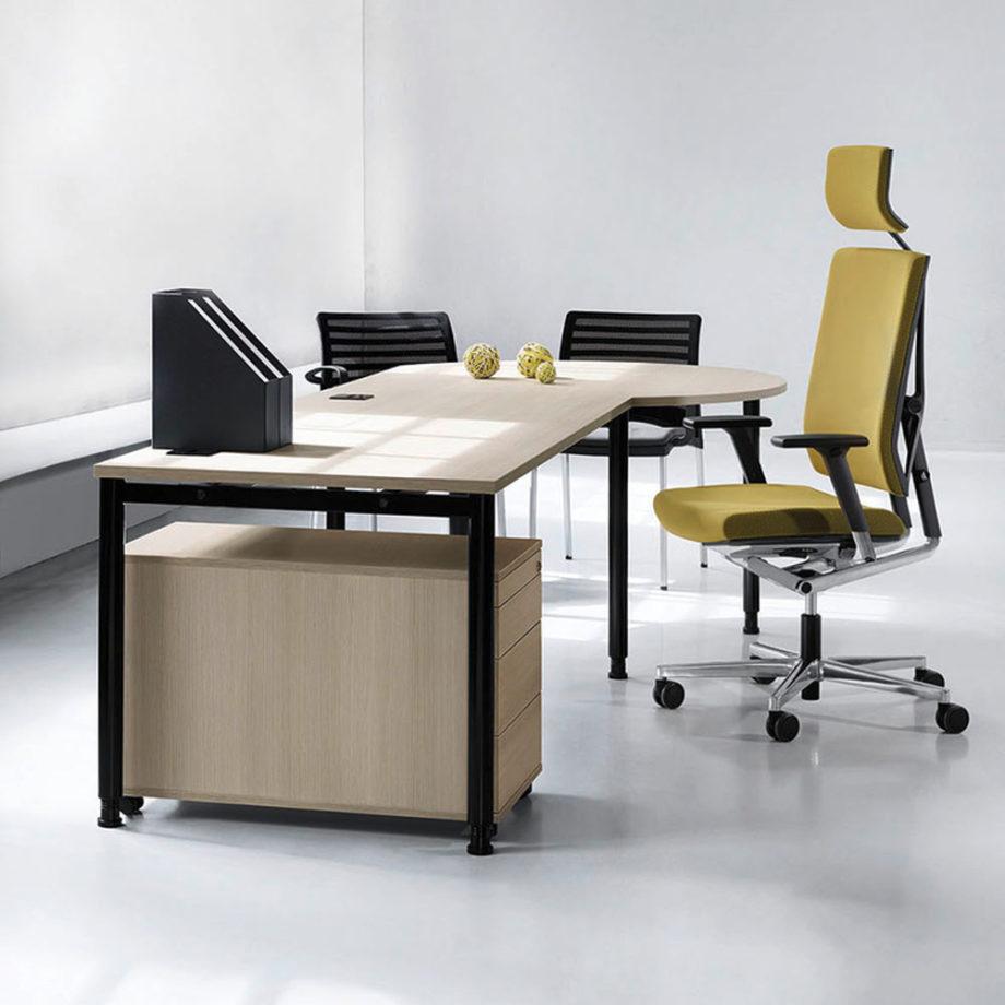 table de bureau ceka cenform x 3