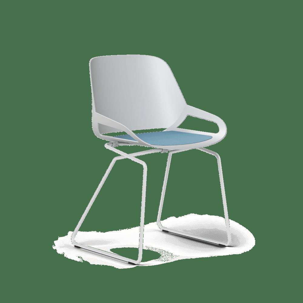 461 WH WH Aeris Numo skid base white white cushion blue 04