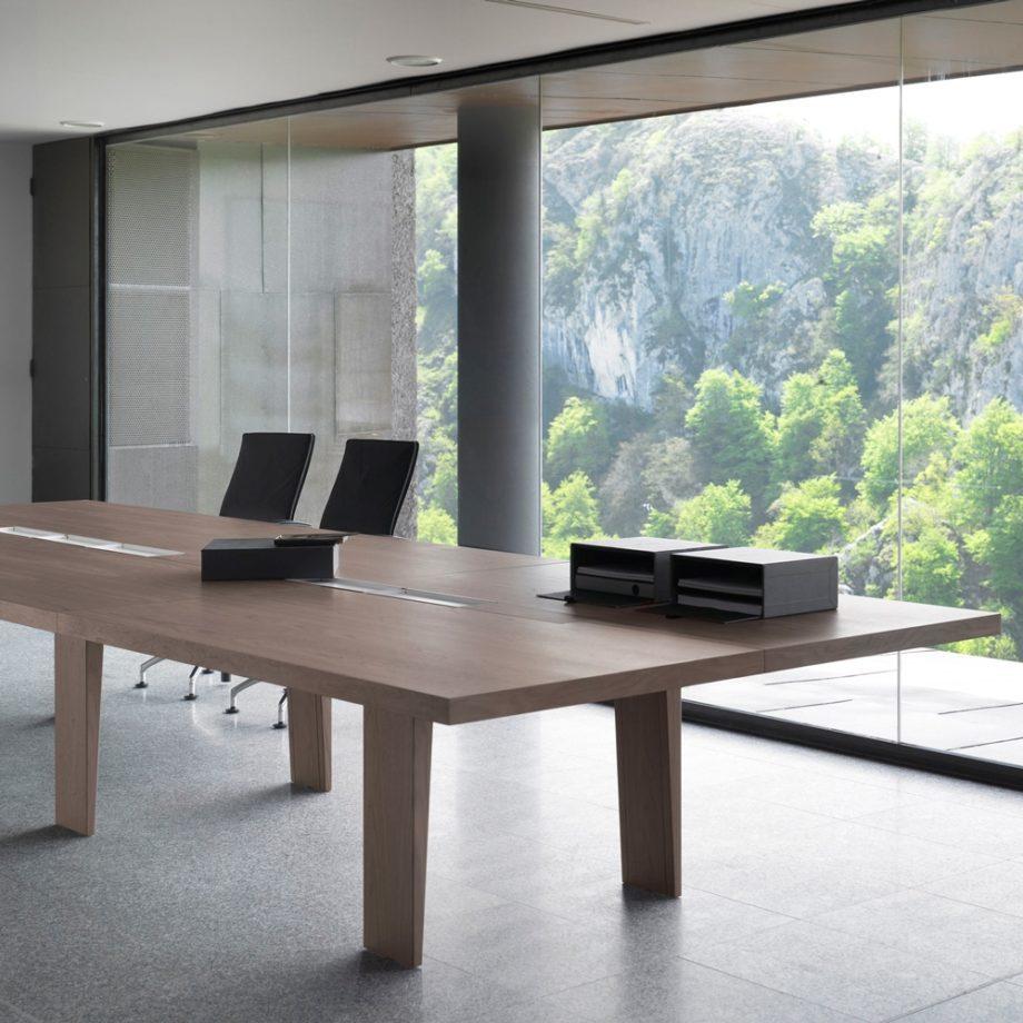 mahia table de reunion