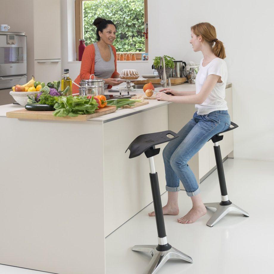 tabouret ergonomique ongo stand 3