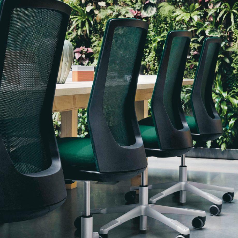 chaise de bureau ergonmique luxembourg hag futu mesh 1