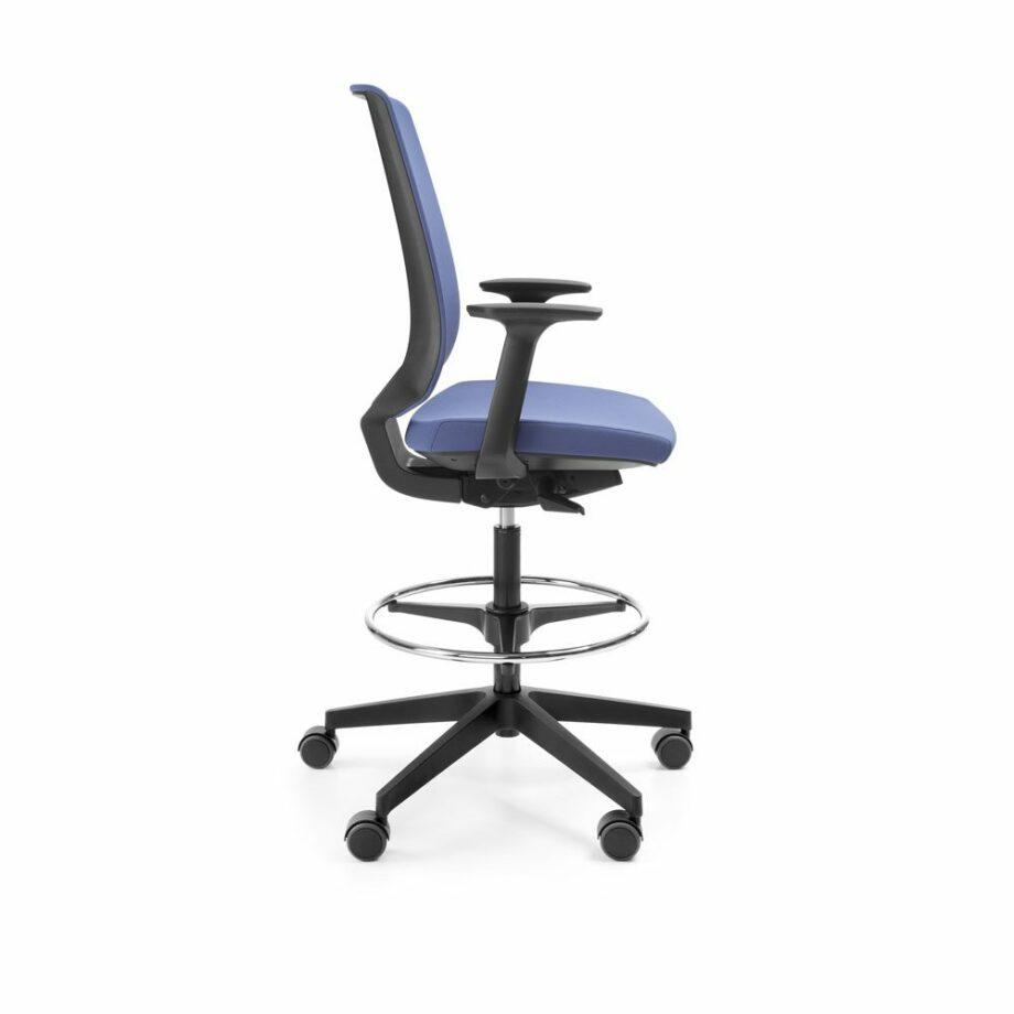 chaise de bureau lightup profim 4