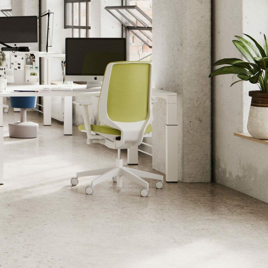 chaise de bureau lightup profim 7