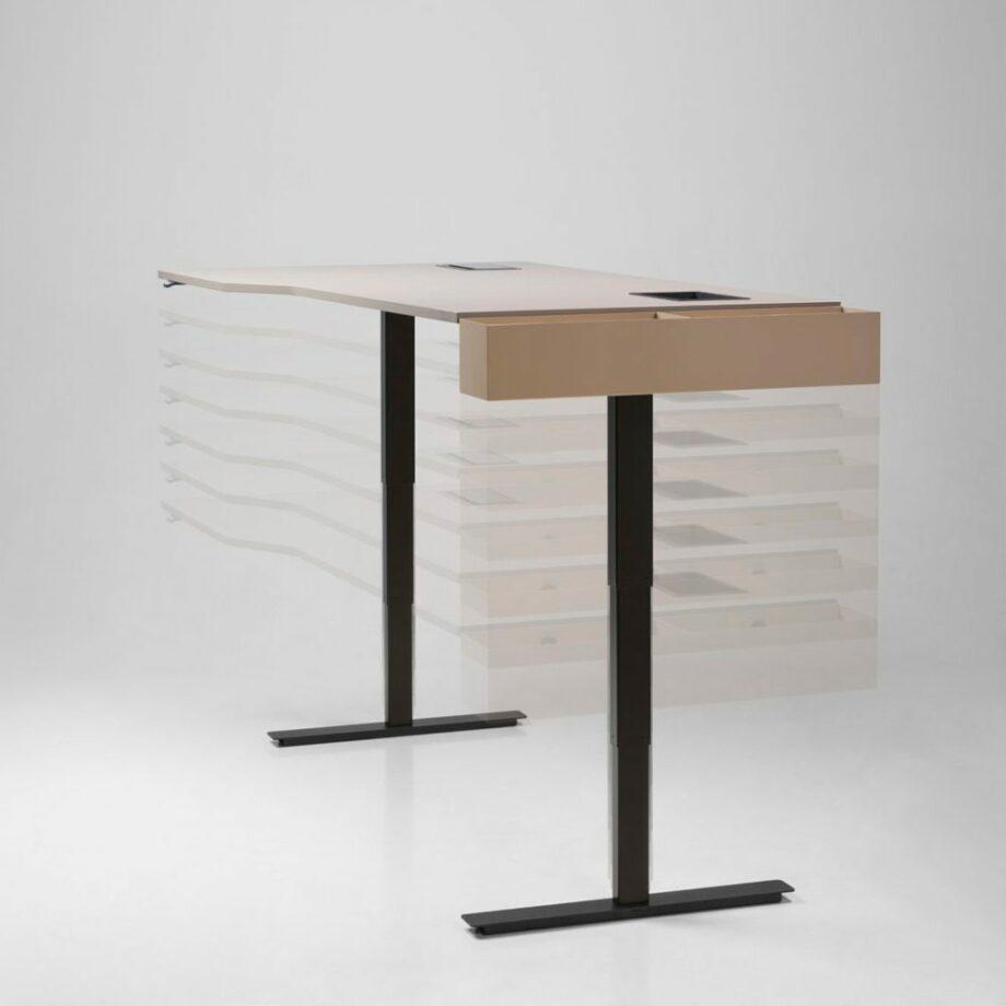 mobilier ergonomique télétravail Luxembourg