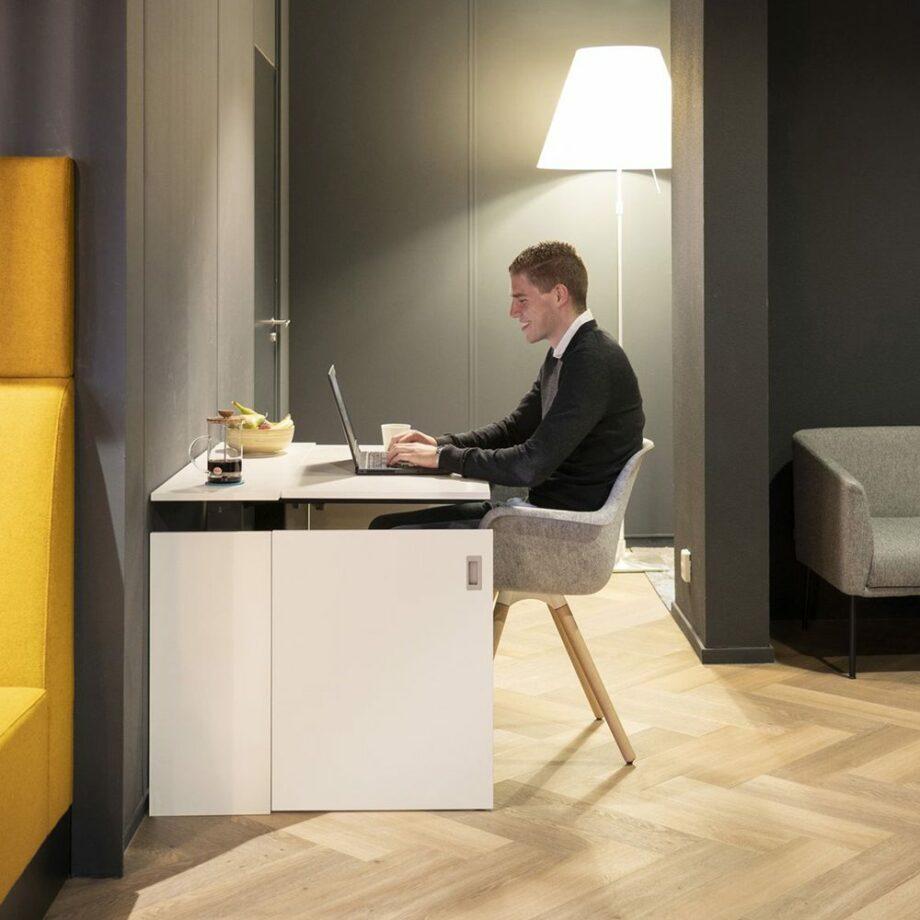 HomeFit Bureau ergonomique home luxembourg